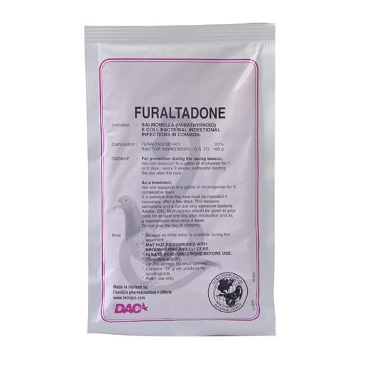 Dac Furaltadone 20%- Global