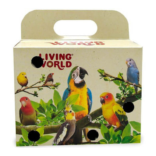 Hagen Living World Bird Carrier Cardboard Box