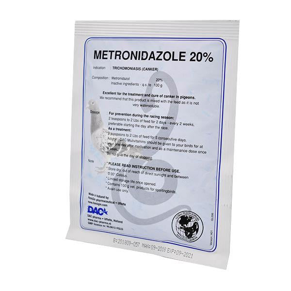 Dac Metronidazole 20%  - Global
