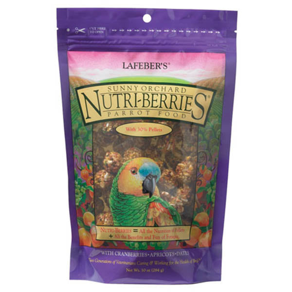 Lafeber Sunny Orchard Nutri-Berries (Parrot) 10oz