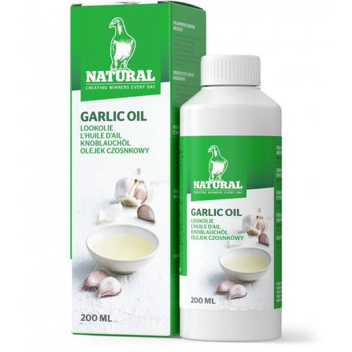 Natural Garlic Oil 200ml