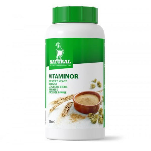 Natural Vitaminor (Brewer's yeast) 450g