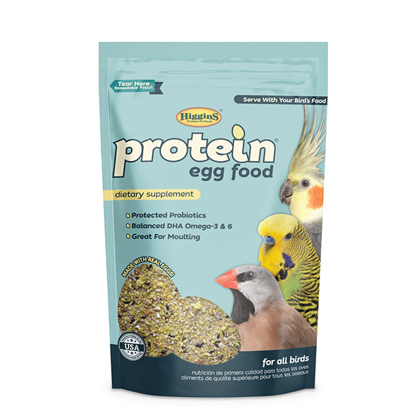 Higgins Protein Egg Food 1.1lb