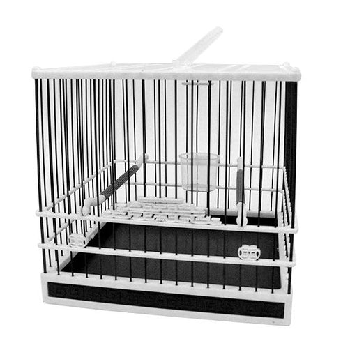 Small Fancy Finch Cage Black