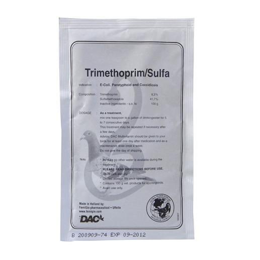 Dac Trimethoprim/Sulfa- Global