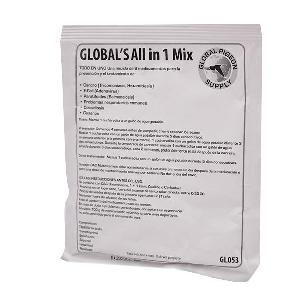 Global's All in 1 Mix