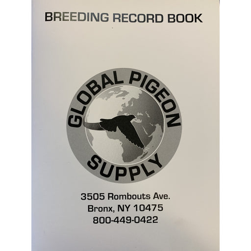 Breeding Record Book