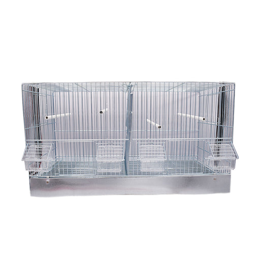 Large Metal Double Breeding Cage