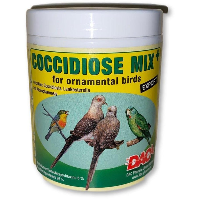 Dac Coccidiose Mix for Ornamental Birds 100g