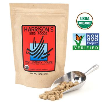 Harrison's High Potency Coarse 1lb