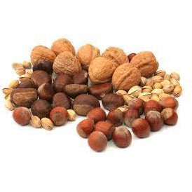 Mixed Nuts (in Shell) 25 lb