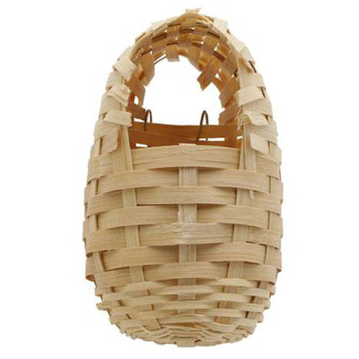 Hagen Living World Bamboo Bird Nest for Finches 4.7in x 3.9in