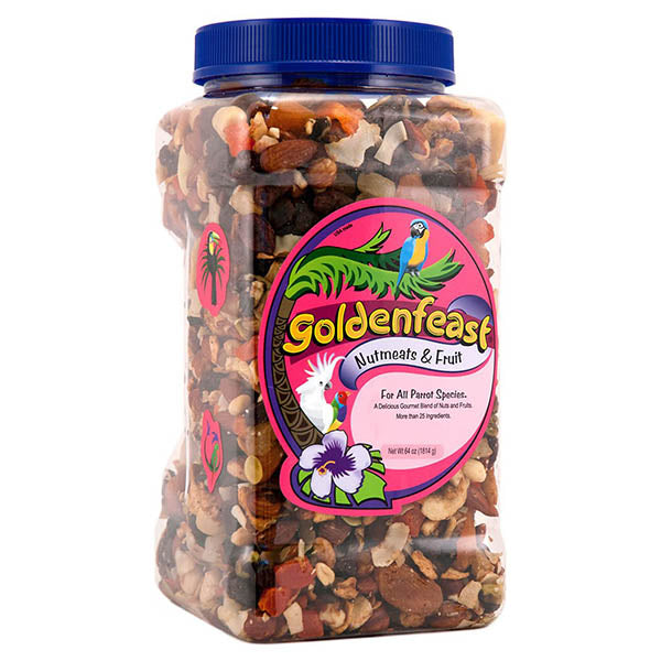 Goldenfeast Nutmeats and Fruits 32lb
