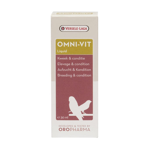 Oropharma Omni-Vit-Liquid - New York Bird Supply