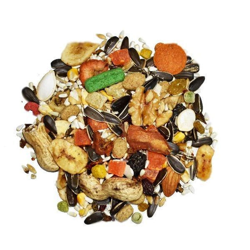 Parrot Food Custom Blend for Medium and Large Birds - 20 lb. - New York Bird Supply
