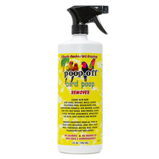 Poop-off  Bird Cage Cleaner 32oz