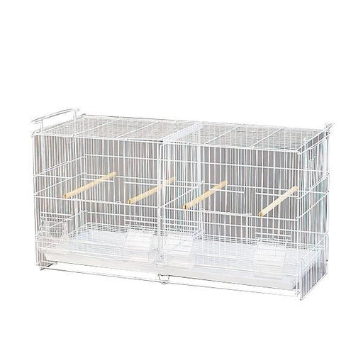 "Stackable Breeder Cage 27""x11""x15"" - New York Bird Supply"