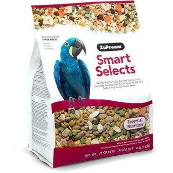 Zupreem Smart Selects Large Bird (Macaws and Cockatoos) - New York Bird Supply