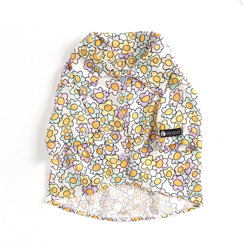 Camisa Pet Liberty MY BOO - Candy Colors