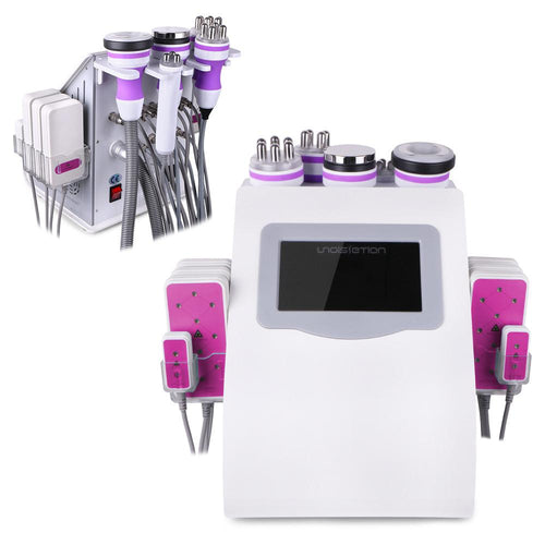 6 in 1 Radio Frequency Cavitation Machine