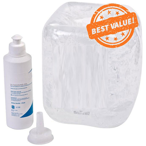 Ultrasonic Cavitation Gel 1.3 Gallons (5 Liter)