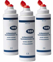 Ultrasound Gel - 8.5 oz (0.15 Gallons / 250 ml) Tube - (Pack of 3)