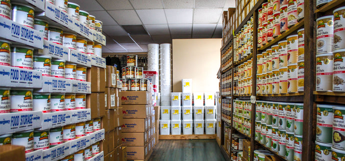 "How Much Interest Has Your Food ""Bank"" Earned This Year?"