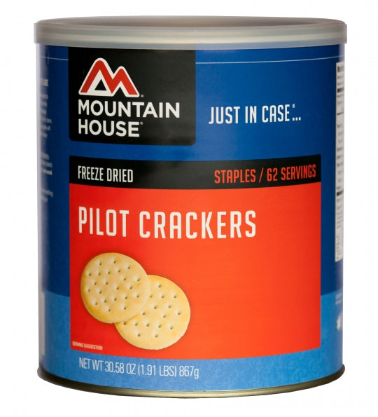 Crackers Pilot Bread - Carolina Readiness, dooms day prepper supplies online