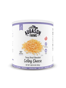 Colby Jack Shredded Cheese - Carolina Readiness, dooms day prepper supplies online