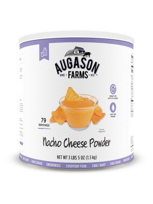 Nacho Cheese Powder - Carolina Readiness, dooms day prepper supplies online