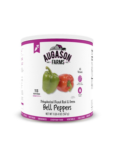 Bell Peppers - Carolina Readiness, dooms day prepper supplies online