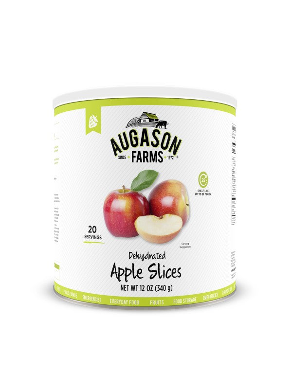 Apple Slices - Carolina Readiness, dooms day prepper supplies online