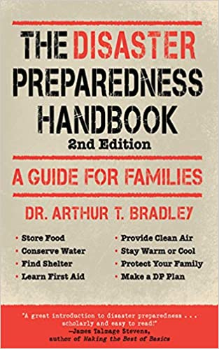 The Disaster Preparedness Handbook- Guide for families