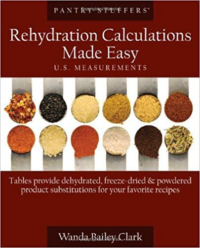 Rehydration Calculations - Carolina Readiness, dooms day prepper supplies online