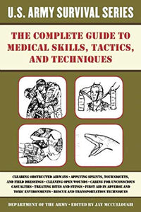 Army Medical Survival Guide - Carolina Readiness, dooms day prepper supplies online