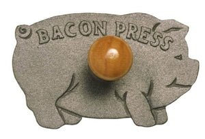 Bacon Grill Press - Knob Handle - Carolina Readiness, dooms day prepper supplies online