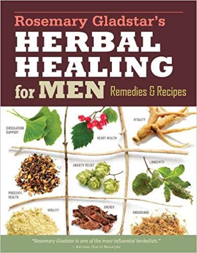 Herbal Healing for Men - Carolina Readiness, dooms day prepper supplies online