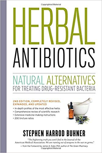 Herbal Antibiotics, Natural Alt - Carolina Readiness, dooms day prepper supplies online