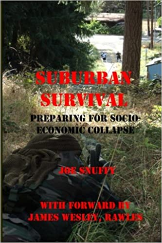 Suburban Survival: Preparing for Socio-Economic Collapse