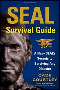 Seal Survival Guide - Carolina Readiness, dooms day prepper supplies online