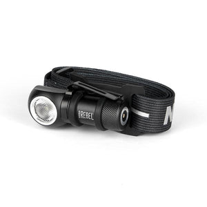 Rebel Rechargeable Head Lamp - Carolina Readiness, dooms day prepper supplies online