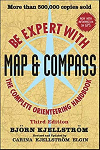"""Be Expert Map & Compass"" Book - Carolina Readiness, dooms day prepper supplies online"