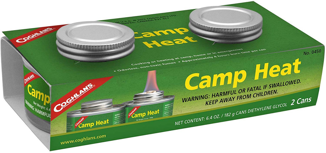 Camp Heat - Carolina Readiness, dooms day prepper supplies online