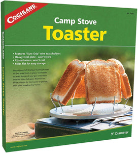 Camp Stove Toaster - Carolina Readiness, dooms day prepper supplies online