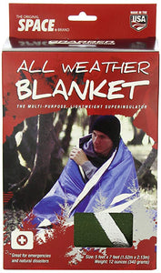 All Weather Blanket (Green) - Carolina Readiness, dooms day prepper supplies online