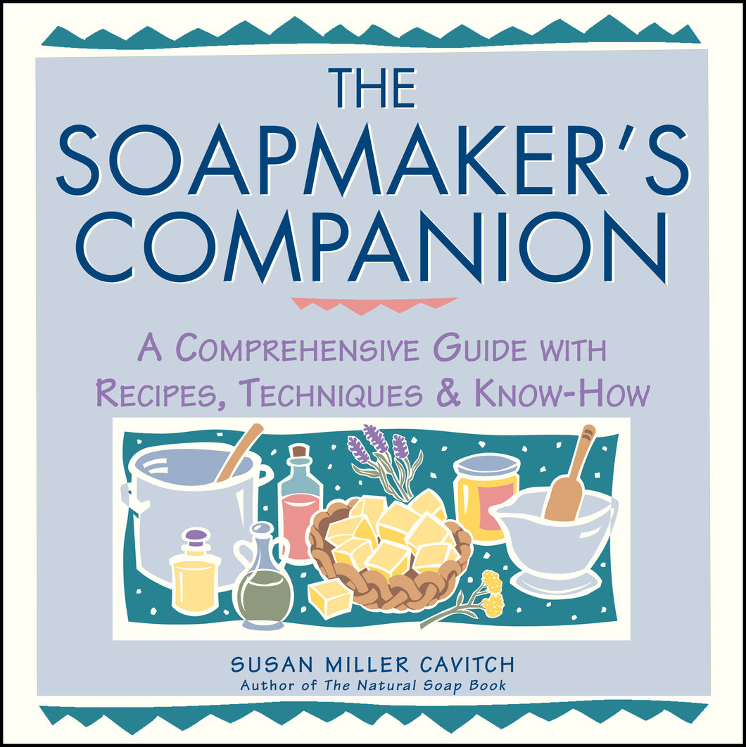 The Soapmakers Companion