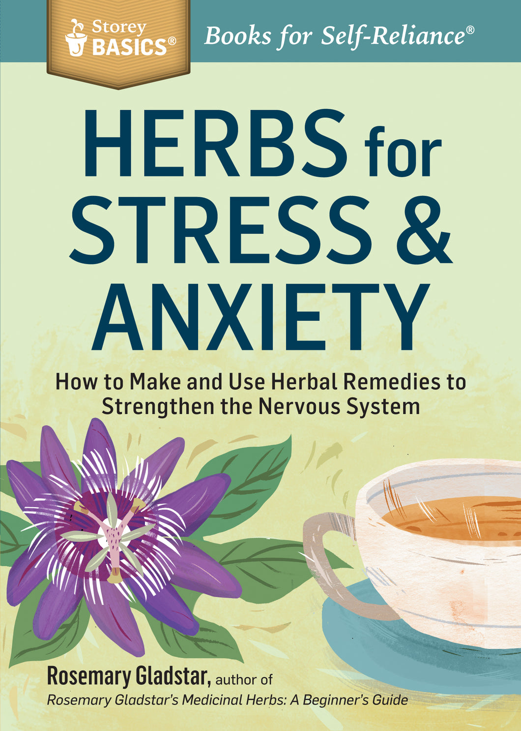Herbs for Stress & Anxiety - Carolina Readiness, dooms day prepper supplies online