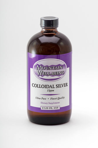Mountain Well Being Colloidal Silver