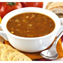 Garden Vegetable Soup, No MSG added  15 lbs - Carolina Readiness, dooms day prepper supplies online