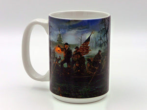 Trump Mug - Crossing the Swamp - Carolina Readiness, dooms day prepper supplies online